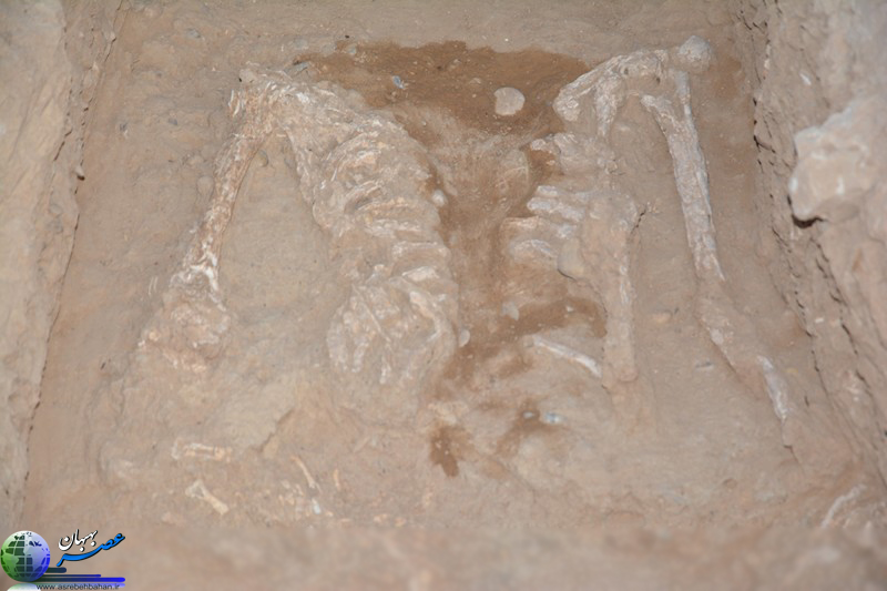 بی نظیرترین اثر تاریخی خوزستان در سردشت زیدون کشف شد